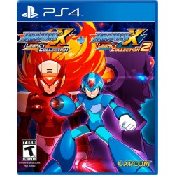 Mega man X Legacy Collection 1+ 2 PS4