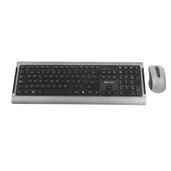 Tecmaster Teclado + Mouse ( Keyboard & Mouse wireless) WKM3653