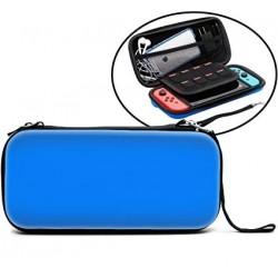 Estuche Nintendo Switch Genérico Game World Deluxe Travel Case Azul