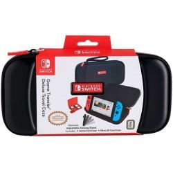 Estuche Nintendo Switch New Game Traveler Black Case