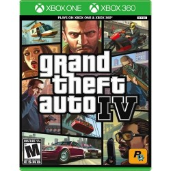 GTA IV Xbox 360/ Xbox One