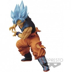 Figura Dragon Ball Super Maximatic The Son Goku Super Saiyan God