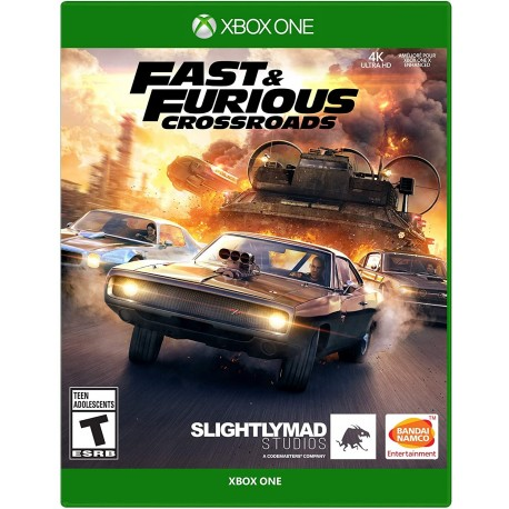 Fast and Furious Crossroads Xbox one