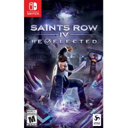 Saint Row IV Re Elected Switch