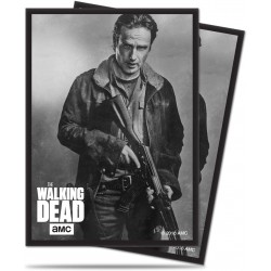 Protectores The Walkind Dead Rick x50 Standard