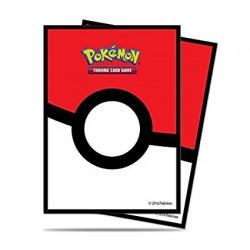 Protectores Pokemon Pokebola Standard x65