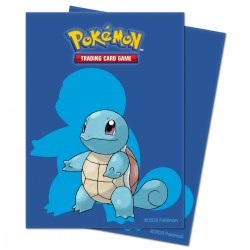 Protectores Pokemon Squirtle X65 Standard