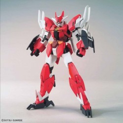 HGBD:R 1/144 Core Gundam (Real Type Color) & Marsfour Unit