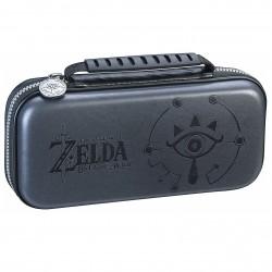 Estuche Nintendo Switch Zelda Eye Grey