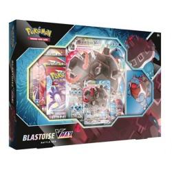Pokemon TCG Blastoise VMAX Battle Box Inglés
