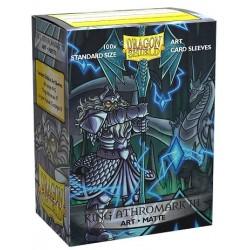 Dragon Shield DS 100 Art King Athroark III Portrait
