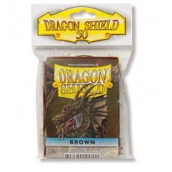Dragon Shield Protector Standard x50 Cafe