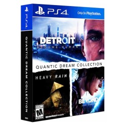 Pack 3 Juegos Quantic Dream Collection PS4