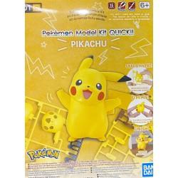 Model Kit Quick Pokémon 01 Pikachu