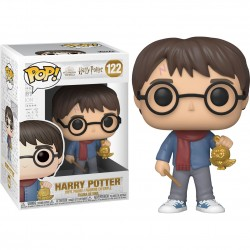Figura Funko Pop Harry Potter: Holiday Harry Potter 122