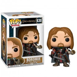 Figura Funko Pop Movies: The Lord of the Rings S4 Boromir 630