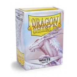 Dragon Shield Protector Estándar x100 White Matte