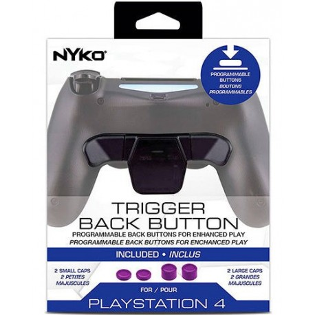 Trigger Back Button Nyko Playstation 4