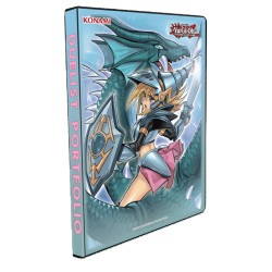Carpeta Dark Magician Girl The Dragon Knight - Yu-Gi-Oh!