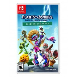 Plants vs Zombies Battle for Neighborville Switch