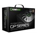 Fuente de Poder Gamemax 80 plus 450W BRONZE - GP-450