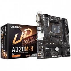 Placa Madre Gigabyte GA-A320M-H AM4 AMD