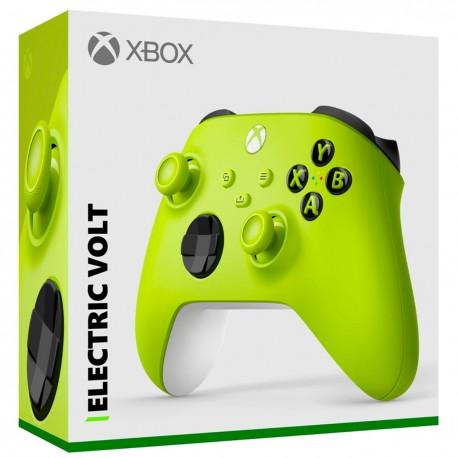 Control Inalambrico Xbox Electric Volt
