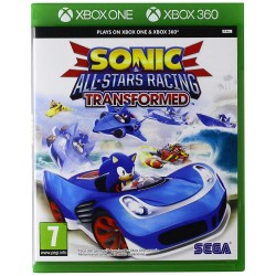 Sonic All Stars Racing Transformed XBOX 360/XBOX ONE