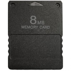 Memory Card 8 mb PS2 Playstation 2 Genérica