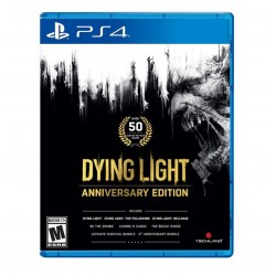 Dying Light Anniversary Edition PS4