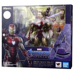 Iron Man MK-85 Final Battle Edition Avengers Endgame Tamashii Nations S.H Figuarts