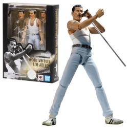 Tamashii Nations S.H Figuarts Freddie Mercury Live Aid Ver