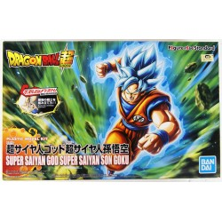 Figure Rise Standard Super Saiyan God Super Saiyan Son Goku PGK Renewal