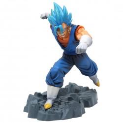Figura Dragon Ball Z Dokkan Battle Collab Super Saiyan God Super Saiyan Vegetto