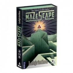 Juego de Mesa Mazescape Labyrinthouse