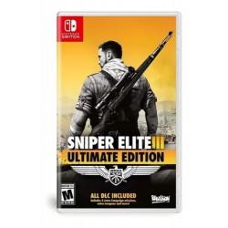 Sniper Elite 3 Ultimate Edition Switch