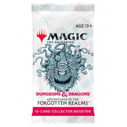 Magic Dungeons & Dragons Forgotten Realms Collector Booster