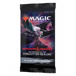 Magic Dungeons & Dragons Forgotten Realms Draft Booster