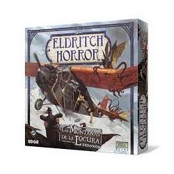Eldritch Horror Las Montañas de la Locura Expansión