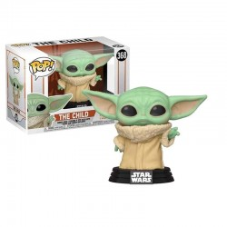 Figura Funko Pop Star Wars Mandalorian The Child (Baby Yoda) 368