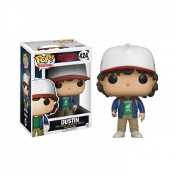 Figura Funko Pop Television Stranger Things Dustin With Compass 424