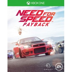 Need for Speed Payback XBOX ONE PRE-VENTA