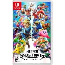 Super Smash Bros. Ultimate Nintendo Switch