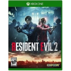 Resident Evil 2 XBOX ONE PRE-VENTA