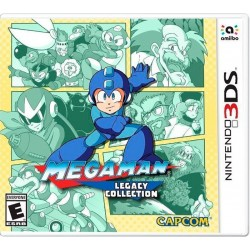 Megaman Legacy Collection 3DS