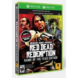 Red Dead Redemption Game of the Year Ed. XBOX 360/XBOX ONE