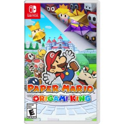 Paper Mario the Origami King Switch