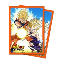 Protectores Dragon Ball Super x65 Standard