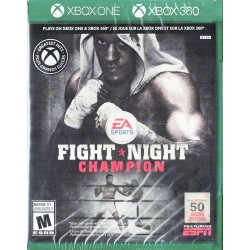 Fight Night Champion Xbox 360/Xbox One