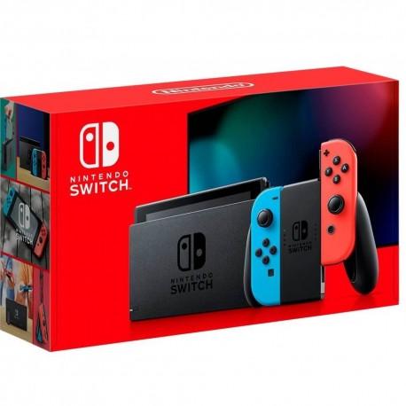 Consola Nintendo Switch Neon